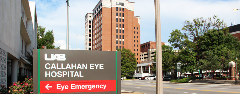 Callahan Eye Hospital Emergency Department