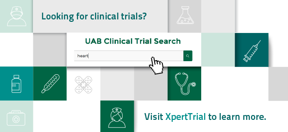 Looking for a clinical trial