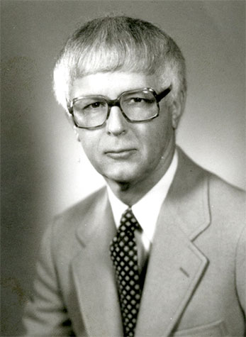 John Kirklin (Photo credit, UAB Archives)