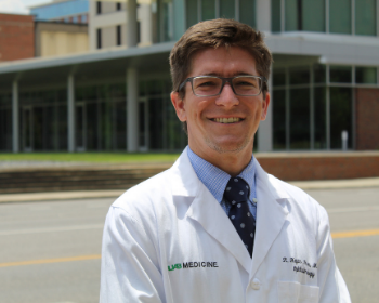 Hogan Knox, MD, joins UAB Callahan Eye Hospital & Clinics