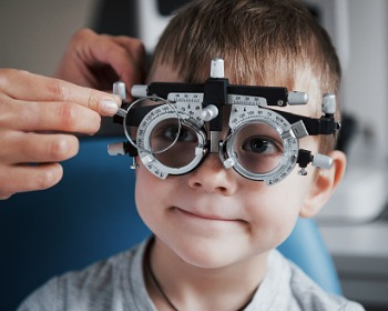 Nine Signs that Children May Need an Eye Exam