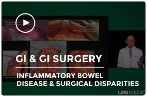 Inflammatory Bowel Chu Surgical Disparities